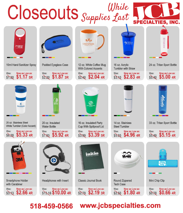 JCB-Feb-closeouts