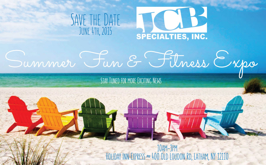 JCB Summer Fun Save the Date
