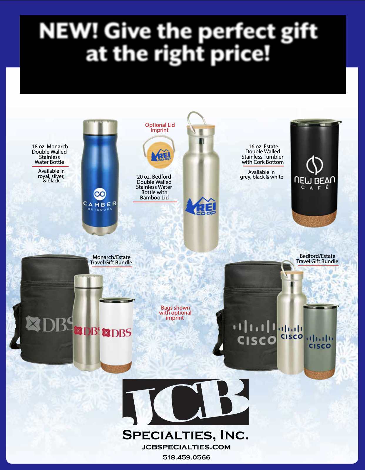 NEW Drinkware and Gift Sets