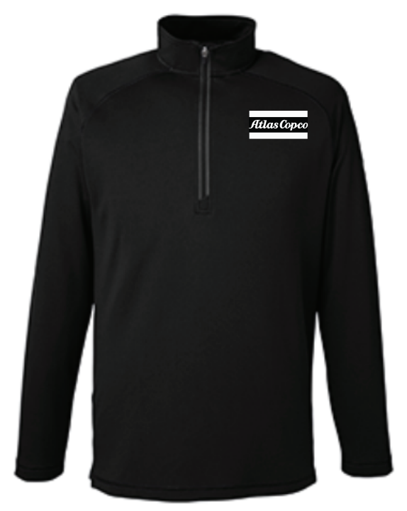1-Mens Spyder Freestyle Half Zip Pullover